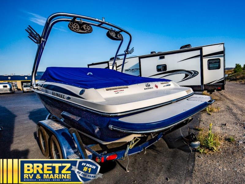 2009 Reinell boat for sale, model of the boat is Reinell 197LX & Image # 5 of 11