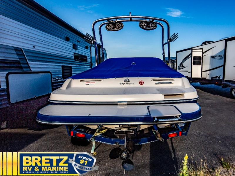 2009 Reinell boat for sale, model of the boat is Reinell 197LX & Image # 6 of 11