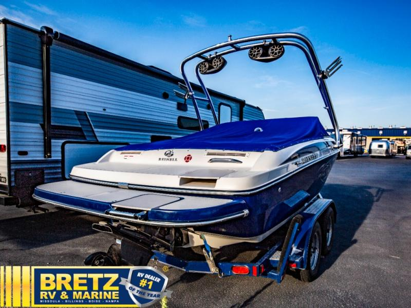 2009 Reinell boat for sale, model of the boat is Reinell 197LX & Image # 7 of 11