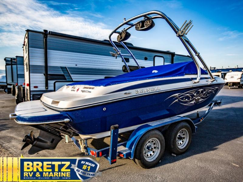 2009 Reinell boat for sale, model of the boat is Reinell 197LX & Image # 8 of 11