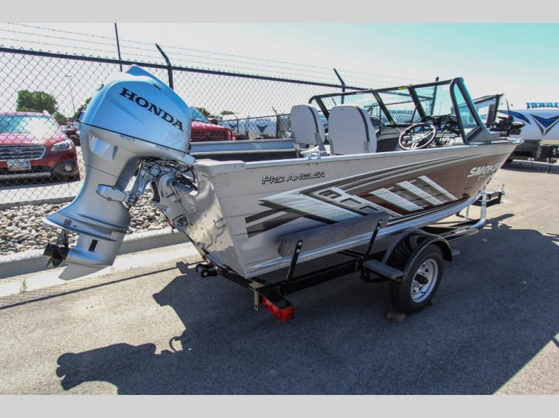2021 Smoker Craft boat for sale, model of the boat is Pro Angler 162 & Image # 5 of 13