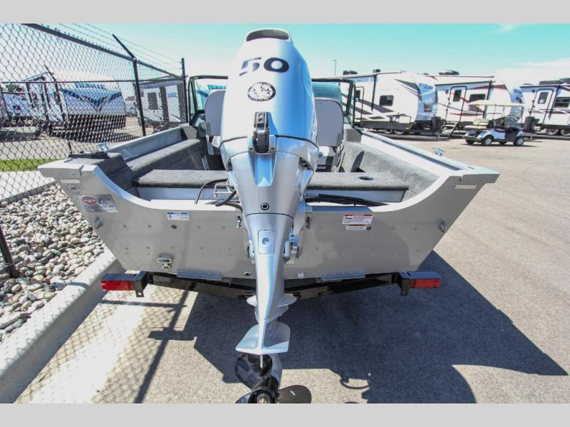 2021 Smoker Craft boat for sale, model of the boat is Pro Angler 162 & Image # 6 of 13
