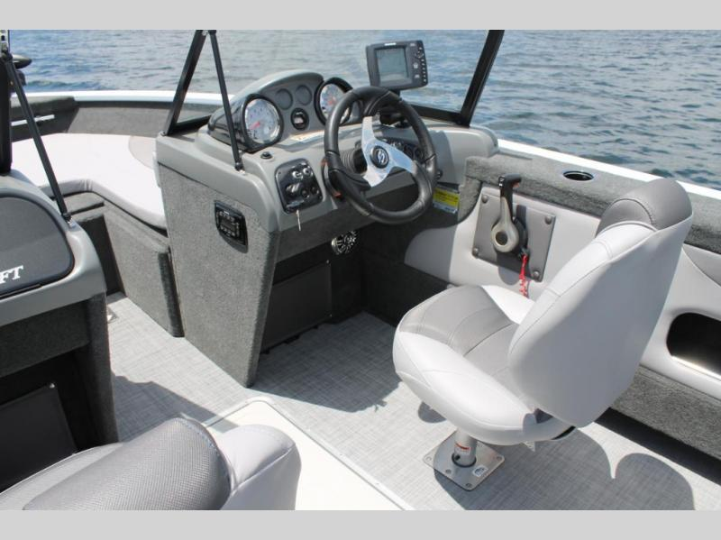 2021 Smoker Craft boat for sale, model of the boat is Ultima 182 & Image # 6 of 6