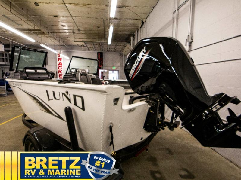 2021 Lund boat for sale, model of the boat is Adventure 1675 Sport & Image # 14 of 19