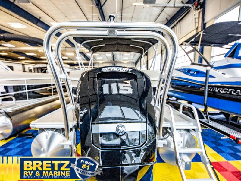 2021 Starcraft boat for sale, model of the boat is LX Series 22 R & Image # 8 of 16