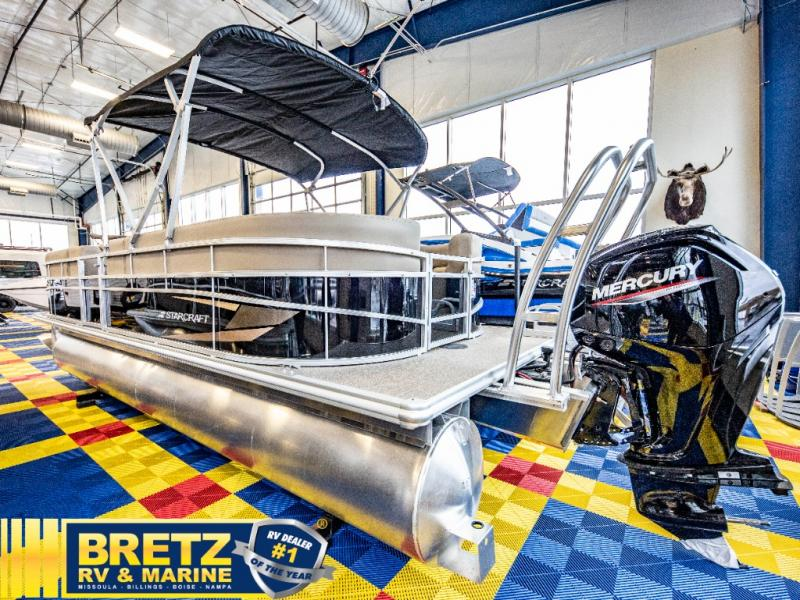 2021 Starcraft boat for sale, model of the boat is LX Series 22 R & Image # 6 of 16