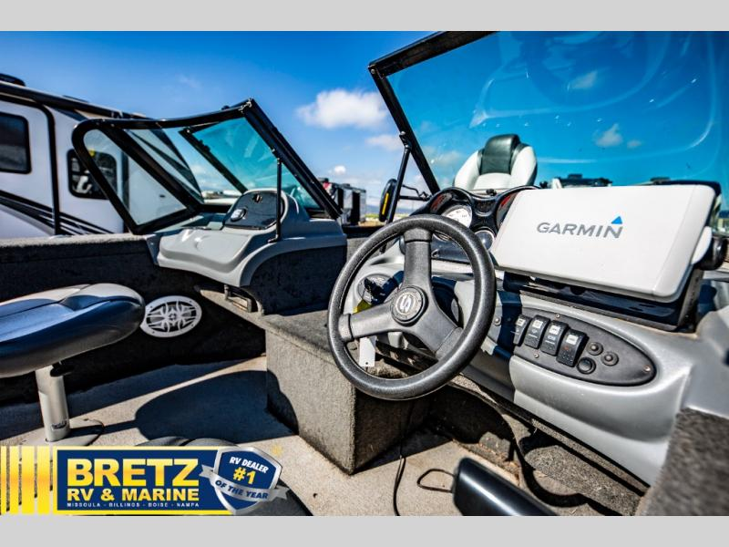 2013 Smoker Craft boat for sale, model of the boat is Pro Angler 172 & Image # 11 of 15