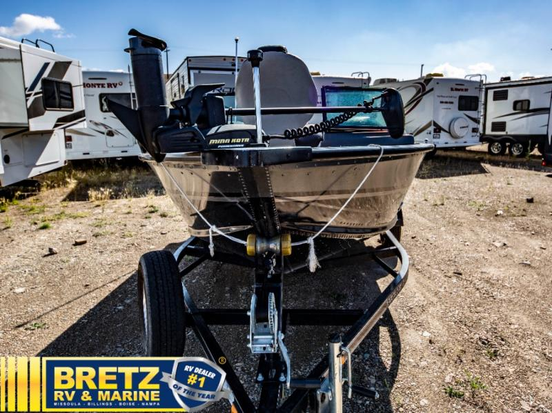 2013 Smoker Craft boat for sale, model of the boat is Pro Angler 172 & Image # 3 of 15