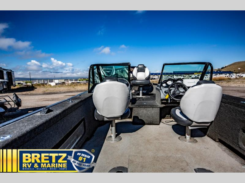 2013 Smoker Craft boat for sale, model of the boat is Pro Angler 172 & Image # 13 of 15