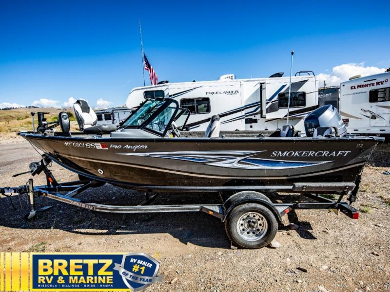 2013 Smoker Craft boat for sale, model of the boat is Pro Angler 172 & Image # 7 of 15
