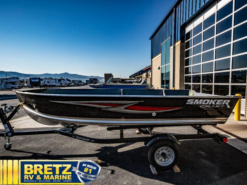 2022 Smoker Craft boat for sale, model of the boat is Big Fish 14 & Image # 4 of 15