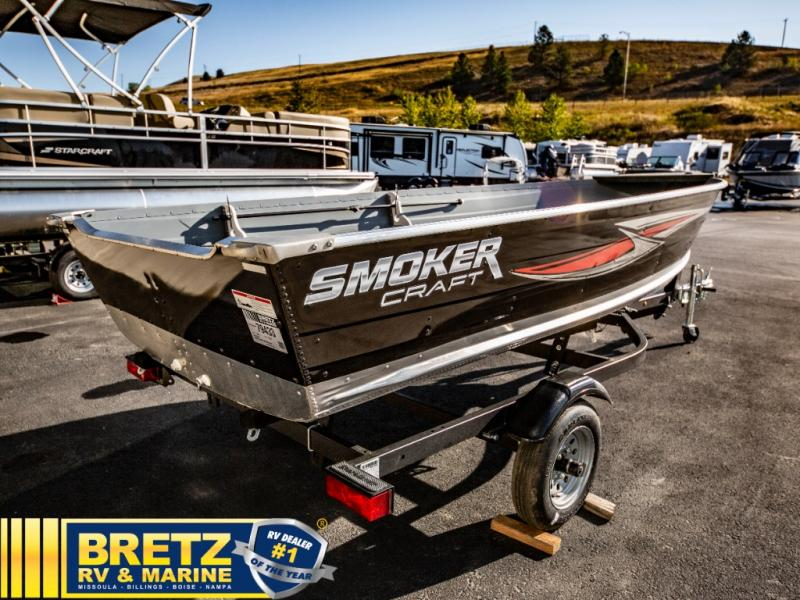 2022 Smoker Craft boat for sale, model of the boat is Big Fish 14 & Image # 3 of 15