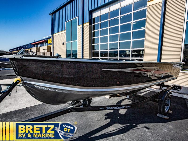 2022 Smoker Craft boat for sale, model of the boat is Big Fish 14 & Image # 4 of 13