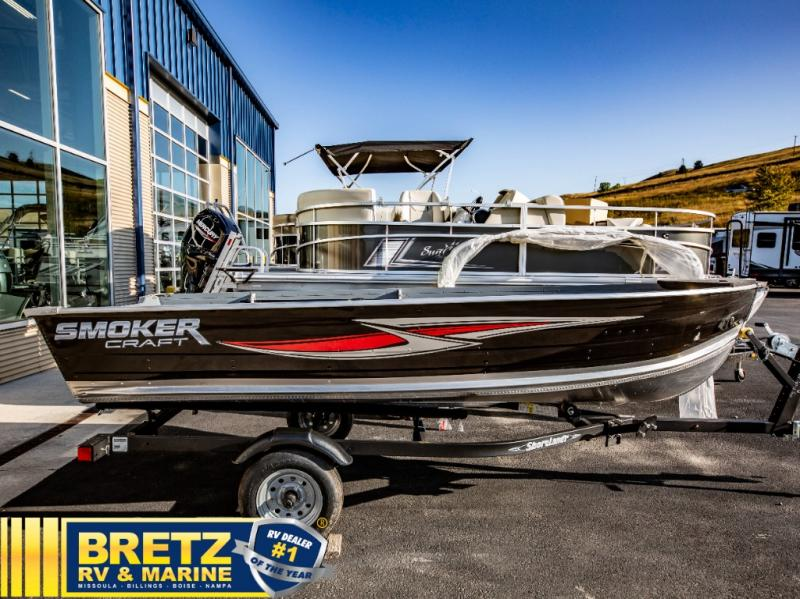 2022 Smoker Craft boat for sale, model of the boat is Big Fish 14 & Image # 6 of 13