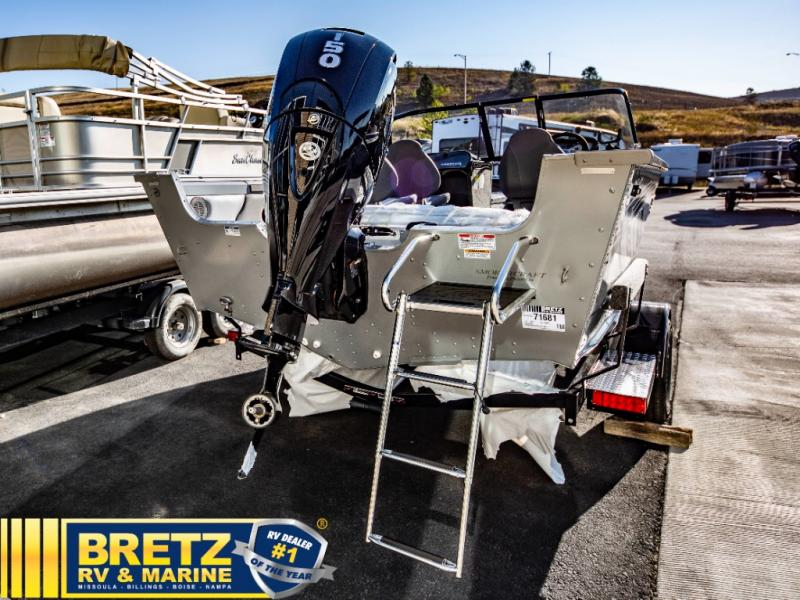 2021 Smoker Craft boat for sale, model of the boat is Ultima 182 & Image # 3 of 14