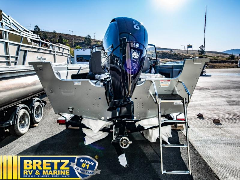 2021 Smoker Craft boat for sale, model of the boat is Ultima 182 & Image # 5 of 14