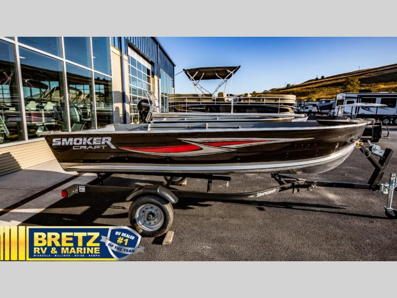 2022 Smoker Craft boat for sale, model of the boat is Big Fish 14 & Image # 12 of 15