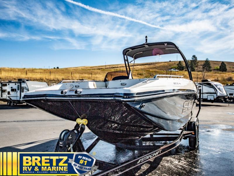 2021 Starcraft boat for sale, model of the boat is SCX Surf Series 211 & Image # 6 of 20