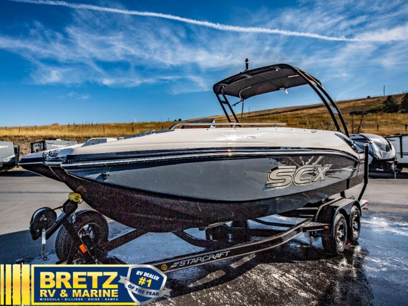 2021 Starcraft boat for sale, model of the boat is SCX Surf Series 211 & Image # 5 of 20
