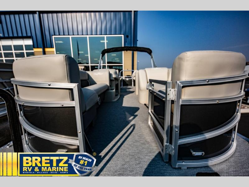 2022 SunChaser boat for sale, model of the boat is Vista 22 Fish & Image # 20 of 21