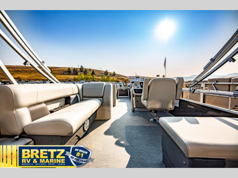 2022 SunChaser boat for sale, model of the boat is Vista 22 Fish & Image # 13 of 21