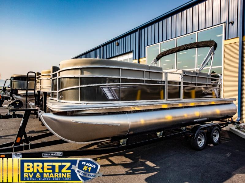 2022 SunChaser boat for sale, model of the boat is Vista 22 Fish & Image # 4 of 21