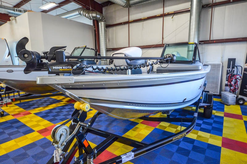 2020 Smoker Craft boat for sale, model of the boat is Pro Angler 172 & Image # 3 of 19