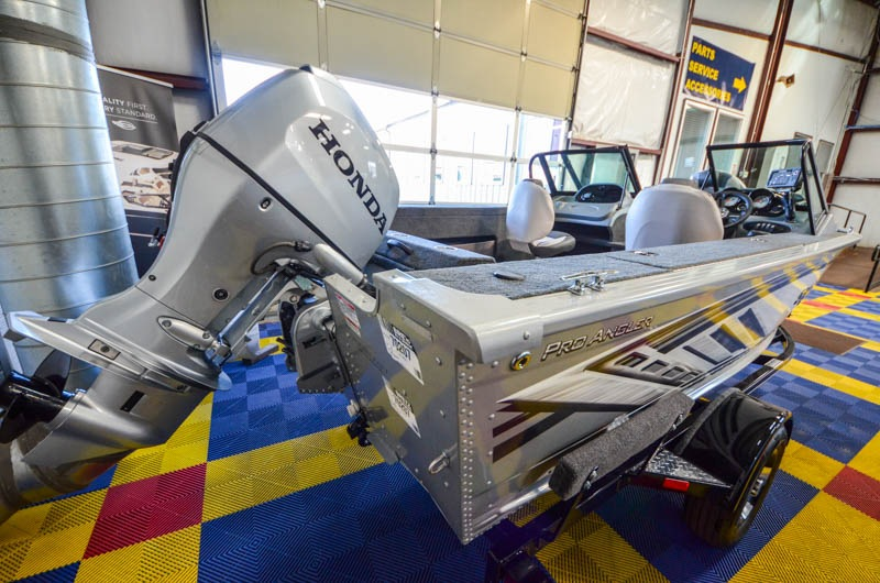 2020 Smoker Craft boat for sale, model of the boat is Pro Angler 172 & Image # 5 of 19