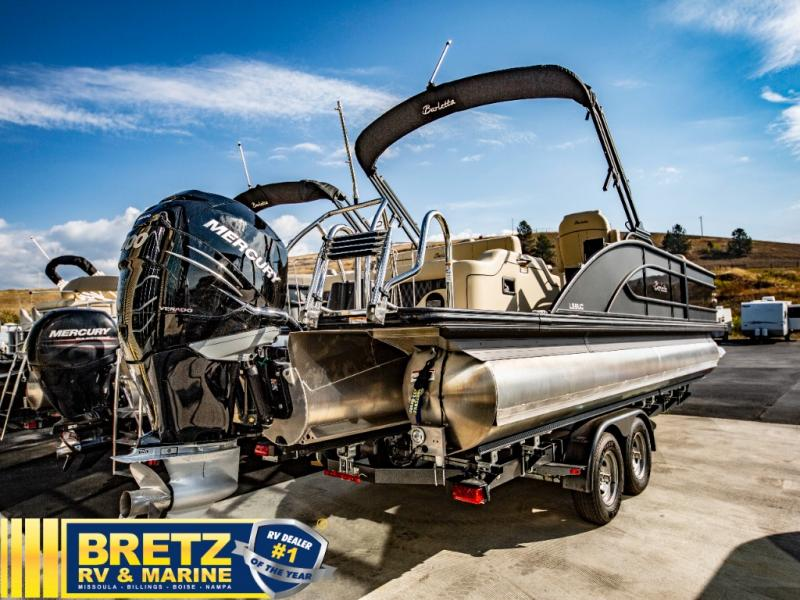 2021 Barletta boat for sale, model of the boat is L-Class L25UC Triple-Tube & Image # 3 of 18