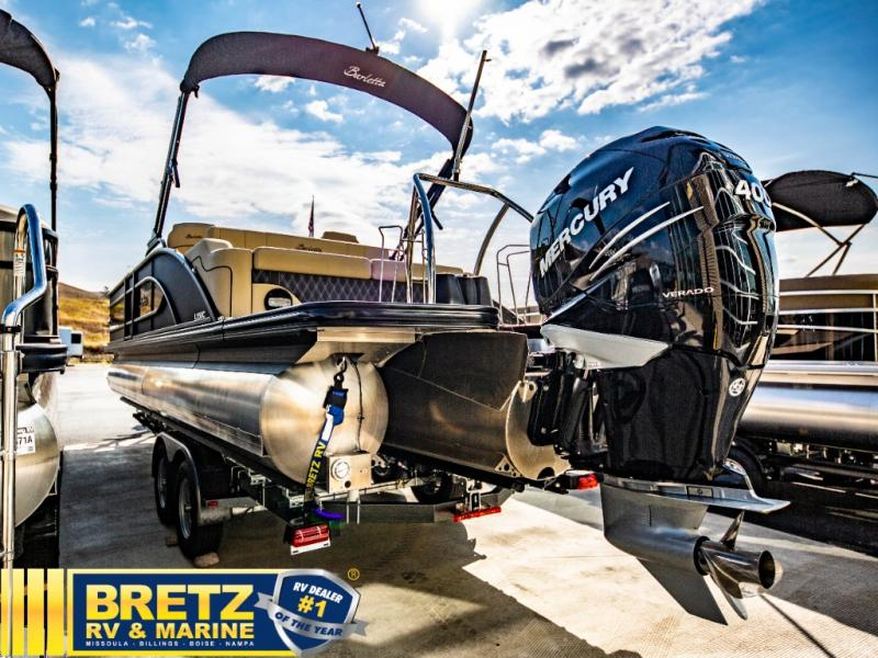 2021 Barletta boat for sale, model of the boat is L-Class L25UC Triple-Tube & Image # 5 of 18