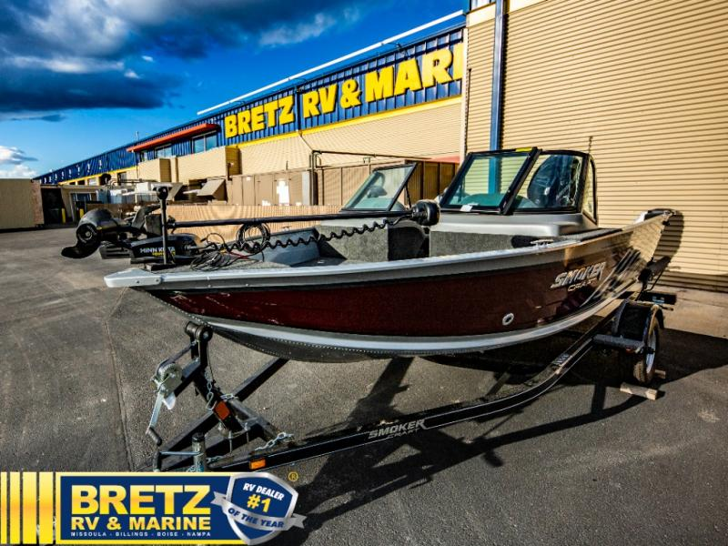 2022 Smoker Craft boat for sale, model of the boat is Pro Angler 162 & Image # 16 of 17