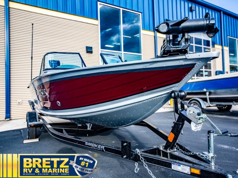 2022 Smoker Craft boat for sale, model of the boat is Pro Angler 162 & Image # 3 of 17