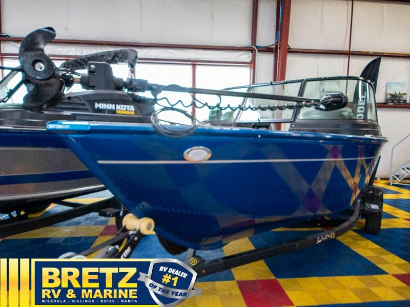 2021 Lund boat for sale, model of the boat is Adventure 1775 Sport & Image # 3 of 16