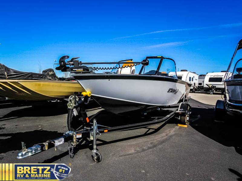 2021 Starweld boat for sale, model of the boat is Spark 16 DC & Image # 3 of 16