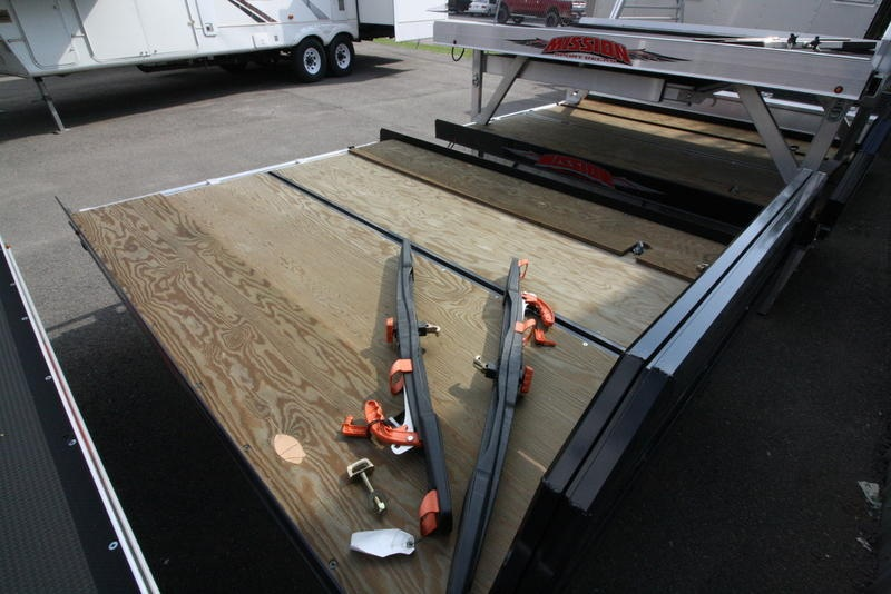 2020 Mission Trailers boat for sale, model of the boat is ALCOM MIS SPORT DECK & Image # 3 of 5