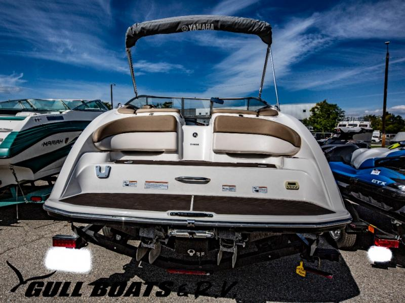 2011 Yamaha boat for sale, model of the boat is SX240 HO & Image # 4 of 13