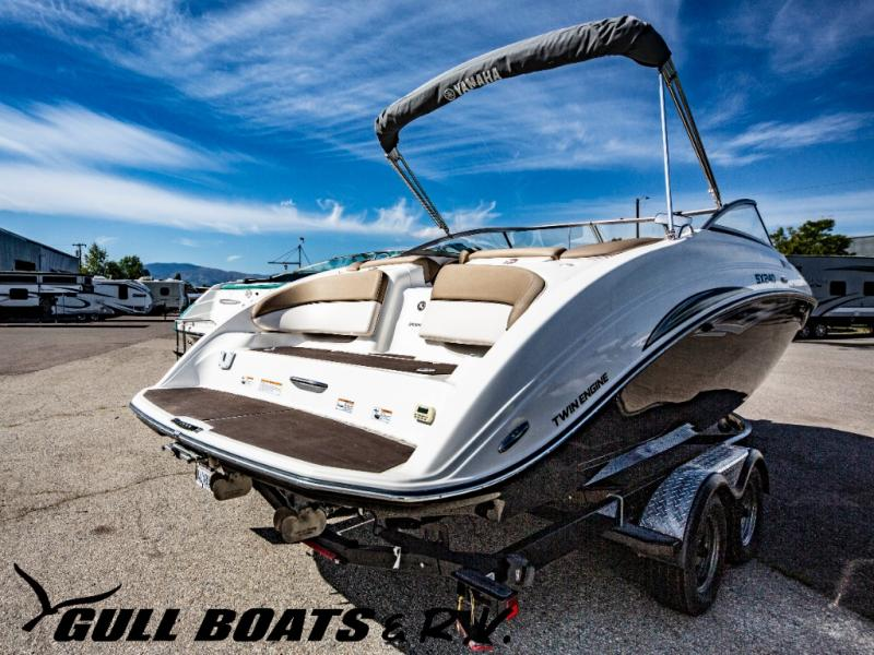 2011 Yamaha boat for sale, model of the boat is SX240 HO & Image # 5 of 13