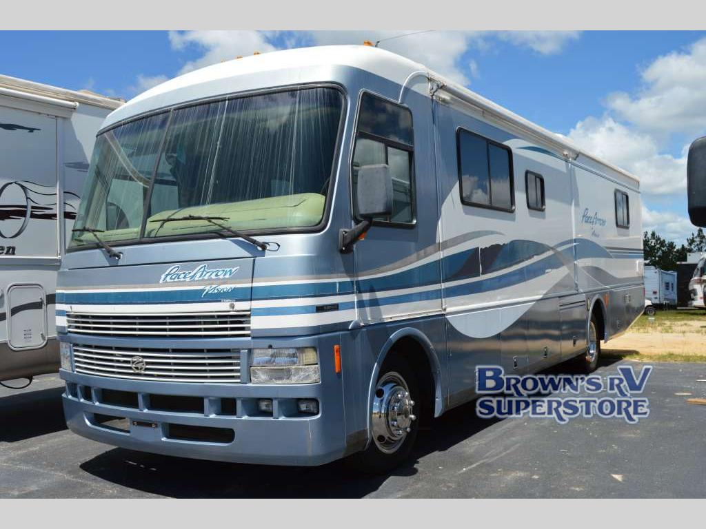 Used 1999 Fleetwood RV Pace Arrow 36Z Motor Home Class A at