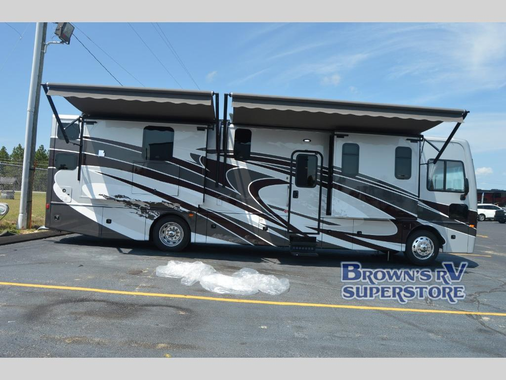 New 2020 Fleetwood RV Pace Arrow 35RB Motor Home Class A