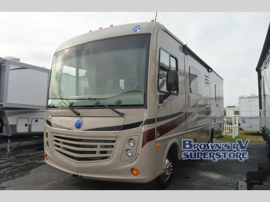 Used 2016 Holiday Rambler Admiral XE 26DT Motor Home Class A
