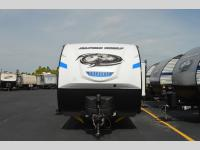 New 2020 Forest River RV Cherokee Alpha Wolf 27RK-L