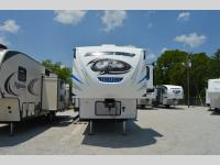 New 2020 Forest River RV Cherokee Arctic Wolf Suite 3550