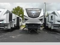 New 2020 Highland Ridge RV Highlander HF327G