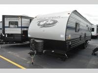 New 2020 Forest River RV Cherokee Alpha Wolf 25RRT