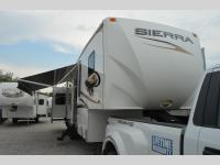 Used 2011 Forest River RV Sierra 300FB
