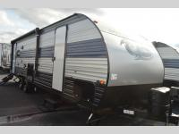 New 2020 Forest River RV Cherokee Grey Wolf 26MK