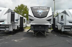 New 2020 Highland Ridge RV Highlander HF327G Photo