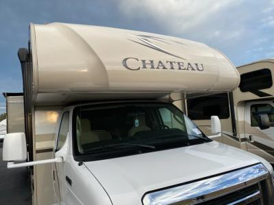 Used 2018 Thor Motor Coach Chateau 30D Bunkhouse