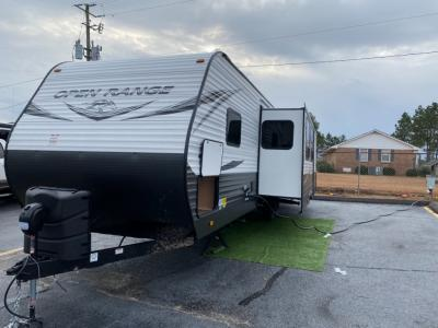 New 2021 Open Range RV Open Range 32BHS