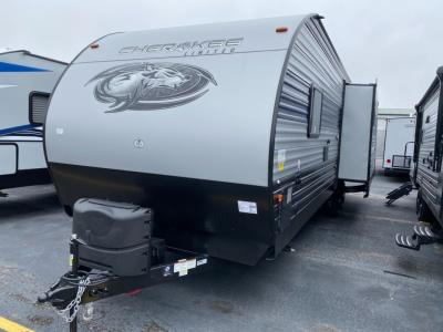 New 2021 Forest River RV Cherokee 274WK